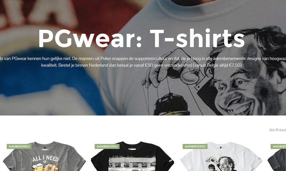 Webshop In De Hekken Online